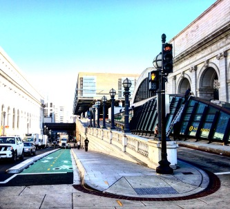 Union Station Cycle Track + the